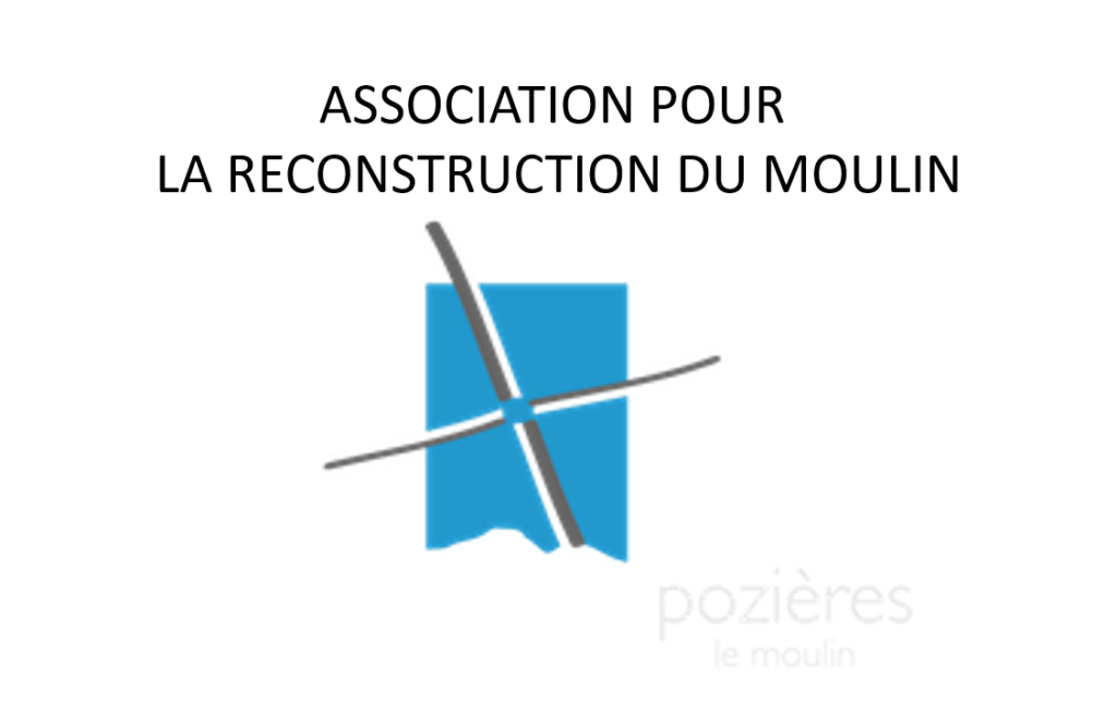 ASSOCIATION POUR LA RECONSTRUCTION DU MOULIN