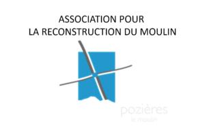 ASSOCIATION POUR LA RECONSTRUCTION DU MOULIN
