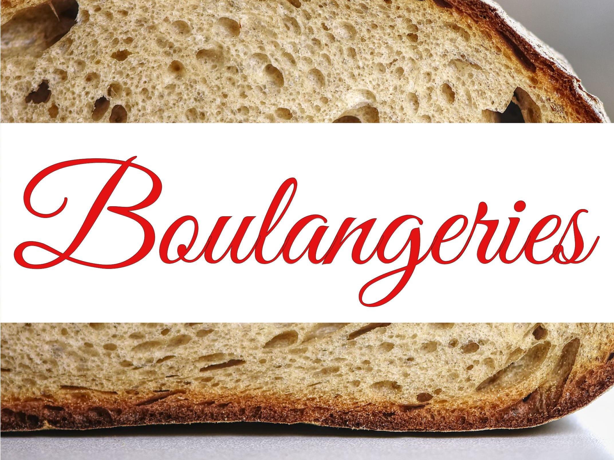 BOULANGERIES LA VITRINE DU COQUELICOT