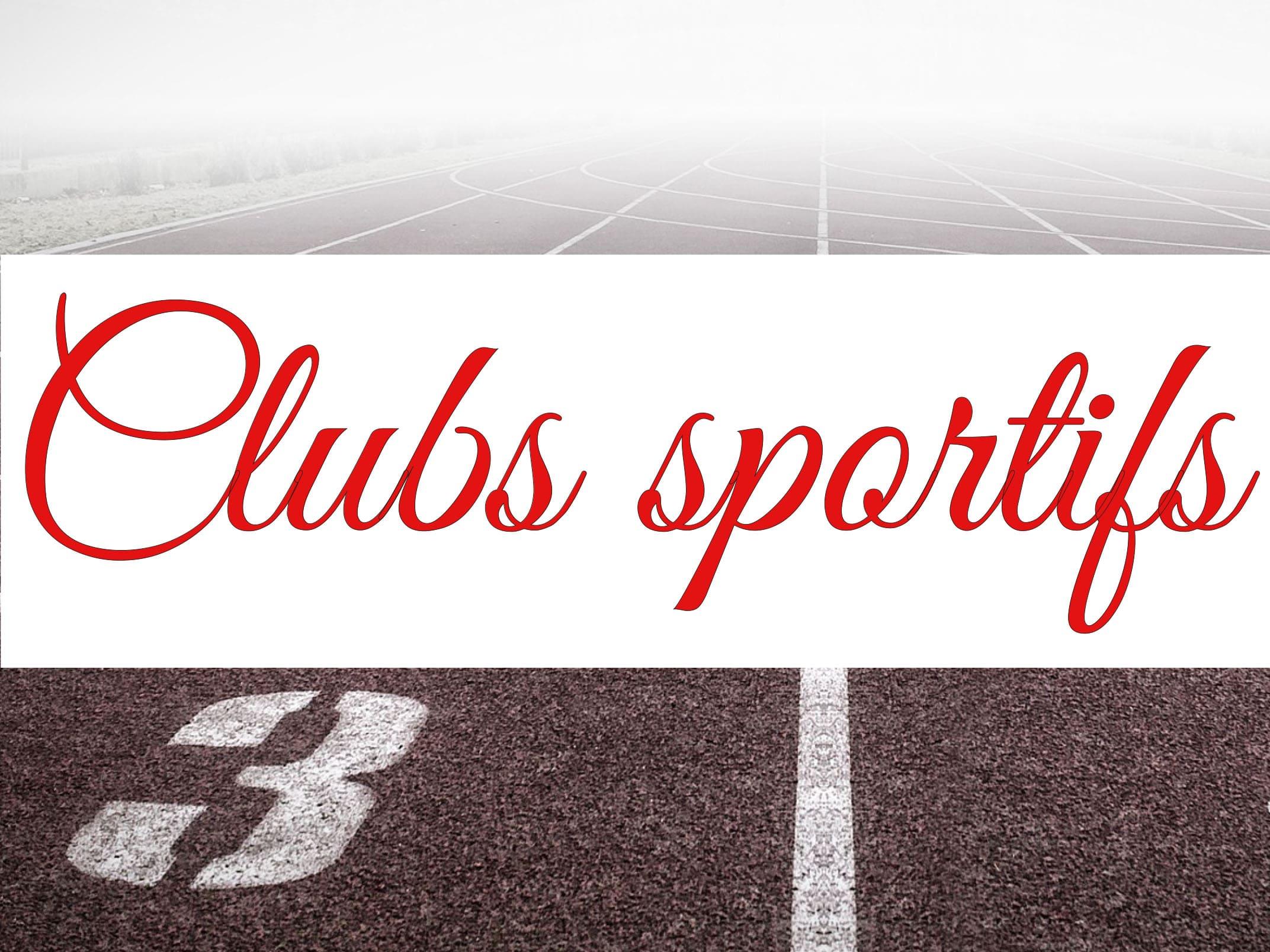 CLUBS SPORTIFS LA VITRINE DU COQUELICOT