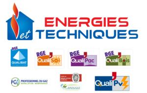 ENERGIES ET TECHNIQUES