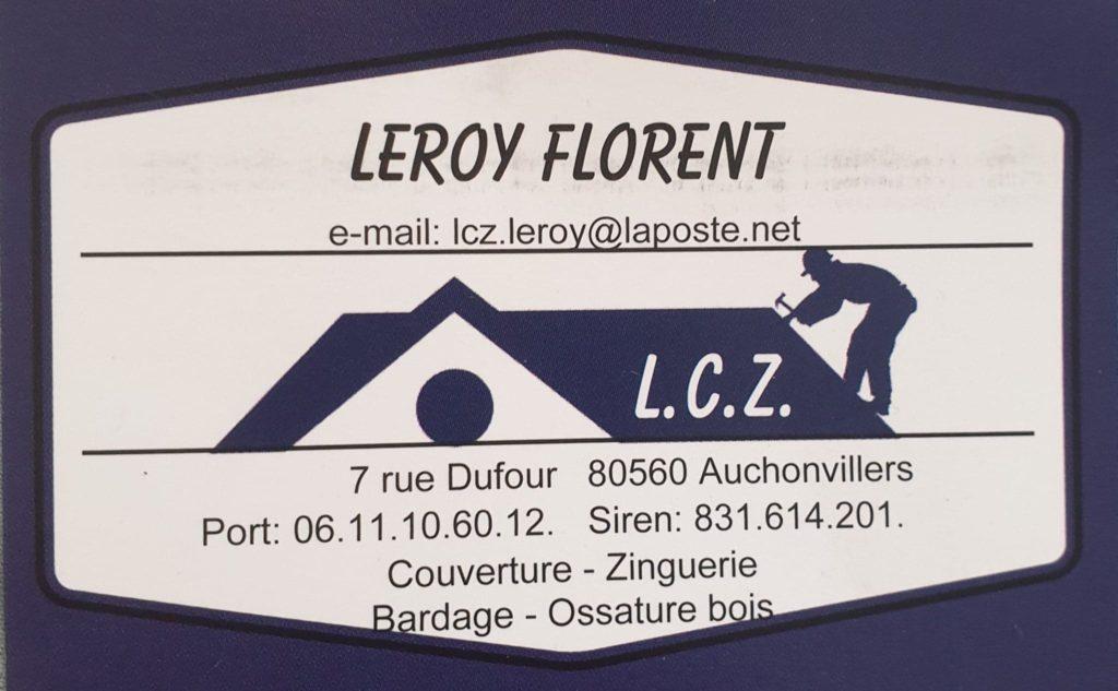 FLORENT LEROY COUVERTURE