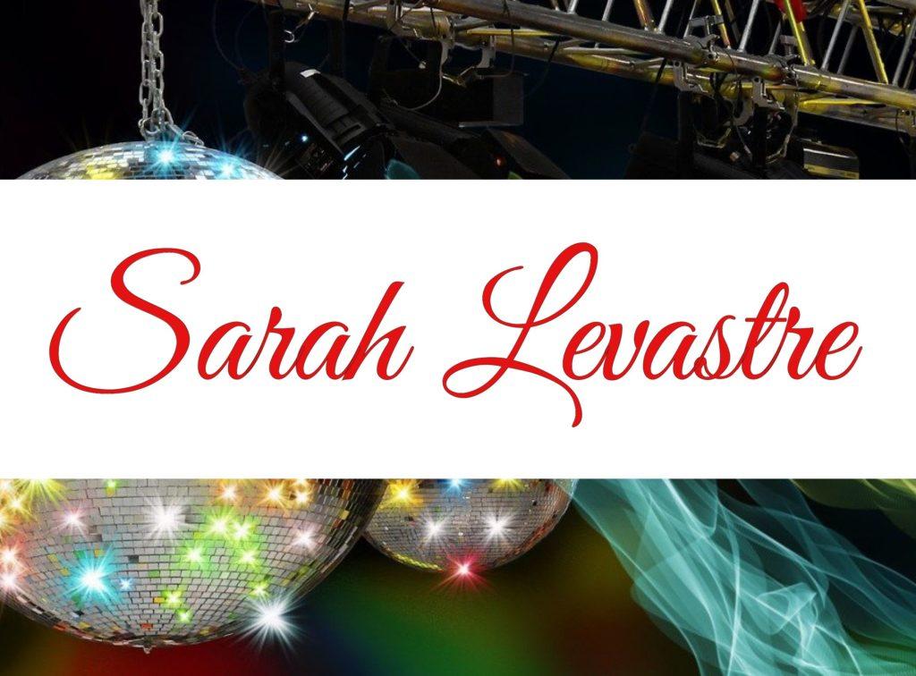 SARAH LEVASTRE DJ ALBERT AUDIO MUSIC 80