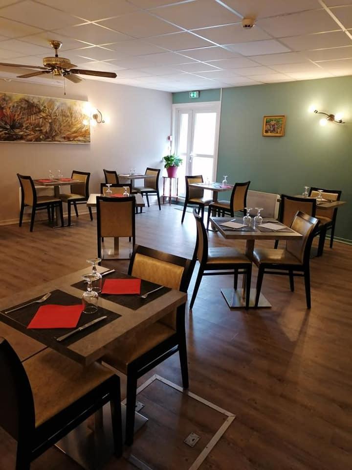 Hotel restaurant la paix Albert